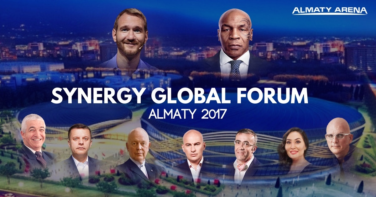 Synergy Global Forum Almaty