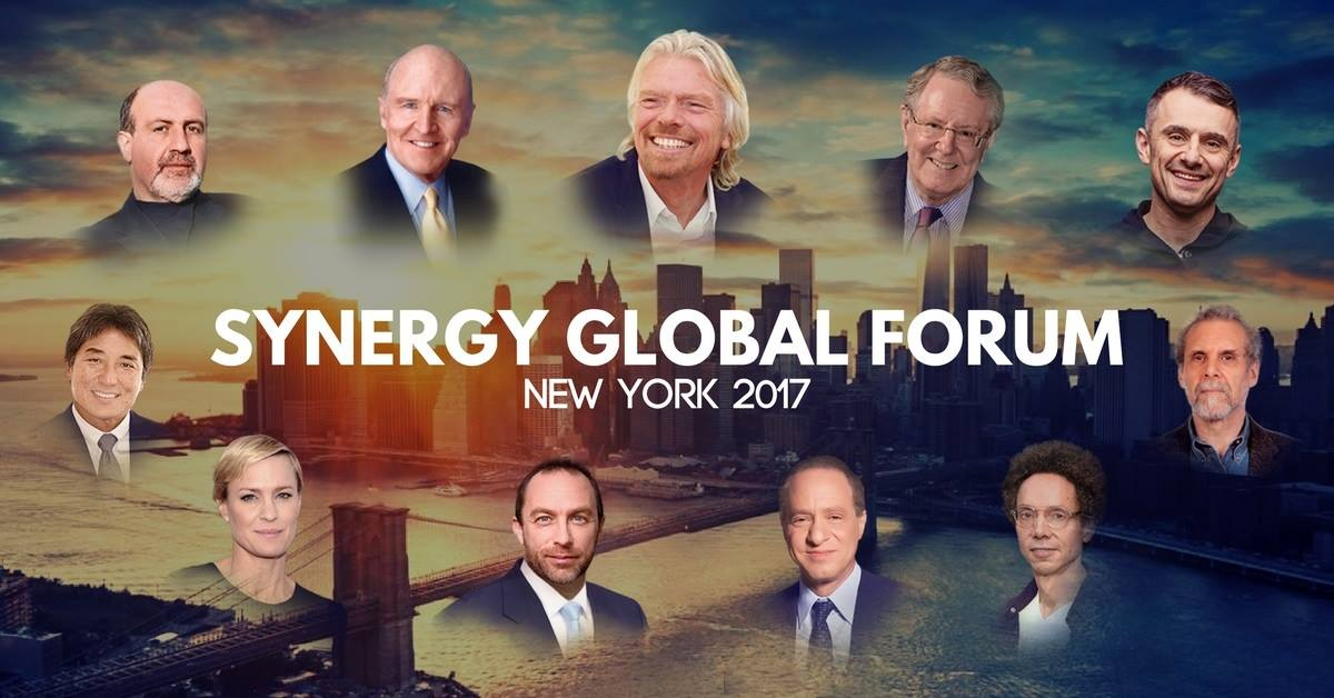 Synergy Global Forum New York